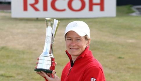Ricoh sponsorem  Womens British Open.